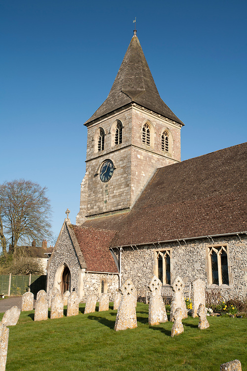 All Hallows Church, Whitchurch, Hampshire