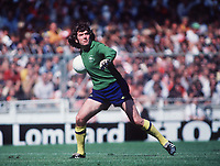 Fotball<br /> England <br /> Foto: Colorsport/Digitalsport<br /> NORWAY ONLY<br /> <br /> Pat Jennings (Arsenal) Arsenal v Manchester United, FA Cup Final, Wembley Stadium, 12/05/1979