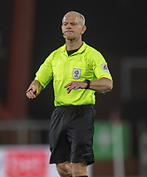 Referee Andy Woolmer<br /> <br /> Photographer David Horton/CameraSport<br /> <br /> The EFL Sky Bet Championship - Bournemouth v Sheffield Wednesday - Tuesday 2nd February 2021 - Vitality Stadium - Bournemouth<br /> <br /> World Copyright © 2021 CameraSport. All rights reserved. 43 Linden Ave. Countesthorpe. Leicester. England. LE8 5PG - Tel: +44 (0) 116 277 4147 - admin@camerasport.com - www.camerasport.com