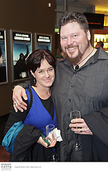 Crew and fans gathered at Reading Cinema, Courtenay Central in Wellington to see the first screening of Rise Of The Planet Of The Apes.