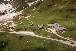 THEMENBILD - die bewirtschaftete Fürthermoar Alm, aufgenommen am 14. Juni 2019 in Kaprun, Österreich // the Fürthermoar Alm, Kaprun, Austria on 2018/06/14. EXPA Pictures © 2018, PhotoCredit: EXPA/ JFK