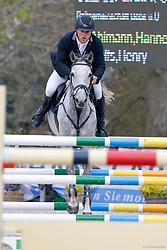 09.2, Youngster-Springprfg. Kl. M** 8j. Pferde,Ehlersdorf, Reitanlage Jörg Naeve, 29.04. - 02.05.2021,, Jan Philipp Schultz (GER), Salzlinde,