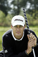 Eemnes - professional golfer Inder van Weerelt.