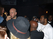 EXCLUSIVE: Celebrities are spotted celebrating in Marquee Nightclub.<br /><br />Pictured: Noah Tepperberg and Busta Rhymes<br />Ref: SPL588506  140813   EXCLUSIVE<br />Picture by: CelebrityVibe / Splash News<br /><br />Splash News and Pictures<br />Los Angeles:310-821-2666<br />New York:212-619-2666<br />London:870-934-2666<br />photodesk@splashnews.com