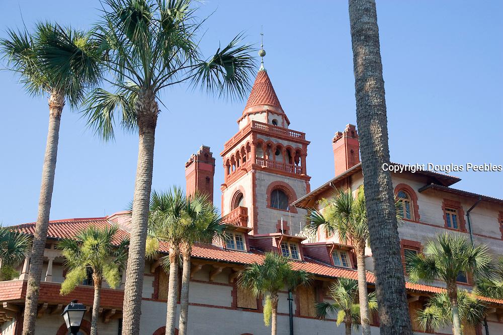 Flagler Cottage, St. Augustine, Florida, USA<br />