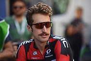 Taylor Phinney of the United States and BMC Racing Team during the Tour of Britain 2016 stage 8 , London, United Kingdom on 11 September 2016. Photo by Martin Cole.