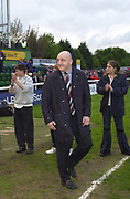 Twickenham, Surrey. England, UK.,02.05.2003, Keith Wood's farewell before the Zurich Premiership Rugby match, Harlequins v Northampton Saints, played at the Stoop Memorial Ground, [Mandatory Credit:Peter Spurrier/ Intersport Images]
