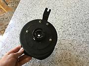 """Omega D2 Enlarger - 4 1/2"""" cone with 50mm Beslar lens."""