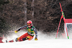 Read Erik (CAN) during the Audi FIS Alpine Ski World Cup Men's Giant Slalom at 60th Vitranc Cup 2021 on March 13, 2021 in Podkoren, Kranjska Gora, Slovenia Photo by Grega Valancic / Sportida