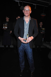 GILES DEACON at the launch of his Gold range for New Look held at their store 500 Oxford Street, London W1 on 12th March 2006.<br /><br />NON EXCLUSIVE - WORLD RIGHTS