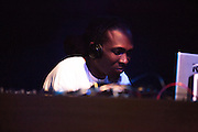 RP BOO performs at the Electronica en abril festival 2014