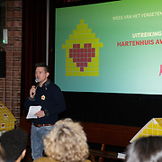 NLD/Amsterdam/20190129 - Hartenhuis Award uitreiking 2019,