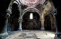 Armenie - Eglise de Saxahin //Armenia, Saxahin church