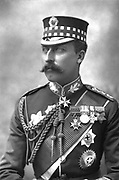 Arthur, Duke of Connaught (1850-1942), third son of Queen Victoria and Prince Albert. Photograph published London c1890