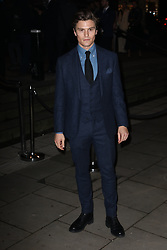 Oliver Chesire arrives at the Late Fabulous Fund Fair at the Roundhouse in London during the Autumn/Winter 2019 London Fashion Week. PRESS ASSOCIATION. Picture date: Monday February 18, 2019. Photo credit should read: Isabel Infantes/PA Wire