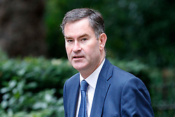 © Licensed to London News Pictures. 11/07/2017. London, UK. Work and Pensions Secretary DAVID GAUKE attends a cabinet meeting in Downing Street, London on Tuesday, 11 July 2017. Photo credit: Tolga Akmen/LNP