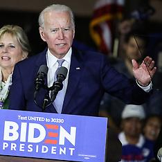 Joe Biden's First Official Day As The De Facto 2020 Democratic Presidential Nominee