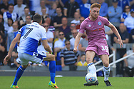 Callum Camps during the EFL Sky Bet League 1 match between Bristol Rovers and Rochdale at the Memorial Stadium, Bristol, England on 22 April 2019.