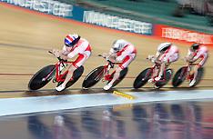 2018 HSBC UK National Track Championships - Day Three - National Cycling Centre - 28 January 2018