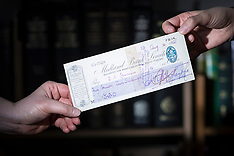 Lady Chatterley's Lover  Cheque | Edinburgh | 6 October 2017