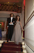 Princess Augusta von Preussen and Rodrigo Olaeche. The 2005 Crillon Debutante Ball. Crillon Hotel, Paris. 26  November 2005. ONE TIME USE ONLY - DO NOT ARCHIVE  © Copyright Photograph by Dafydd Jones 66 Stockwell Park Rd. London SW9 0DA Tel 020 7733 0108 www.dafjones.com