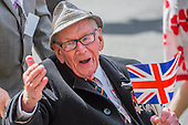 VE Day Veterans March