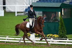 Ostholt Frank (GER) - Cicereo<br /> FEI World Championship for Young Horses Le Lion d'Angers 2012<br /> © Hippo Foto - Jon Stroud