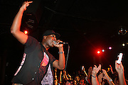 Talib Kweli at The Rock The Bells Presents Reflection Eternal held at  BB KIngs on August 28, 2009 in New York City