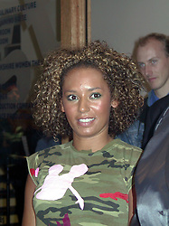 Mel B, Scary spice at the official opening of the Host Media Centre in Chapeltown Leeds on Thursday evening