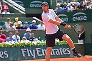 Roland Garros Tennis Open 2017 050617
