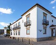 Local government municipal office in Marvao, Portalegre district, Alto Alentejo, Portugal, Southern Europe