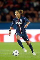 Laura Georges - 28.03.2015 - Paris Saint Germain / Glasgow City FC - 1/4Finale retour Champions League<br /> Photo : Andre Ferreira / Icon Sport