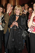 JOANNA LUMLEY, Vanessa Redgrave and Thelma Holt host a reception at the<br />