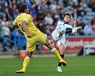 Huddersfield Town v Millwall 270914