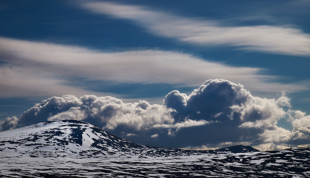 Norway - Top of Jotunheimen