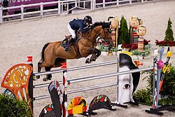 Baryard-Johnsson Malin, SWE, Indiana, 385<br /> Olympic Games Tokyo 2021<br /> © Hippo Foto - Dirk Caremans<br /> 06/08/2021