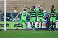 Forest Green Rovers v Wrexham FC 180317