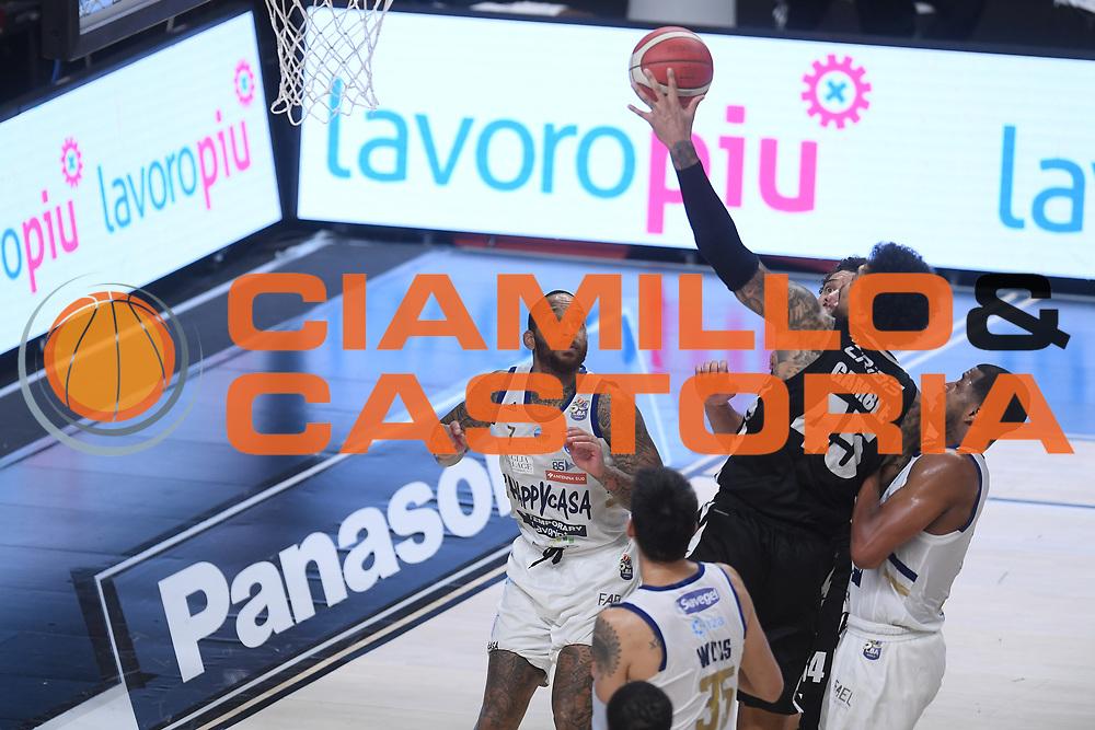Gamble Julian<br /> Segafredo Virtus Bologna - Happy Casa Brindisi<br /> Semifinali - Gara 3<br /> Legabasket Serie A UnipolSAI 2020/2021<br /> Bologna, 02/06/2021<br /> Foto GiulioCiamillo / Ciamillo