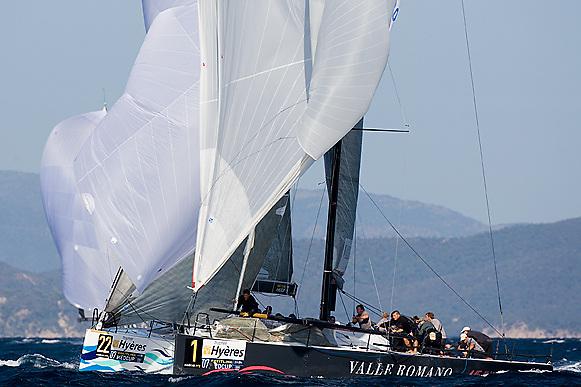 07_006078 © Sander van der Borch. Hyères - FRANCE,  12 September 2007 . BREITLING MEDCUP  in Hyères  (10/15 September 2007). Races 3, 4 & 5.