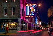 Georgia, Savannah, Restaurants, Ellis Square, Sorry Charlie's Oyster Bar