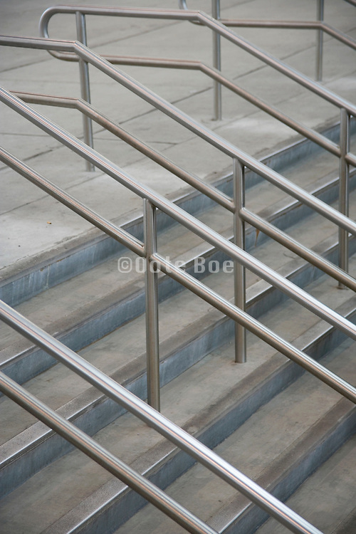 stairs with nobody walking