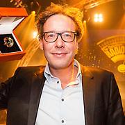 NLD/Hilversum/20170119 - Start inloop 11de Radio Gala 2016, Bert Haandrikman wint de gouden radio ster