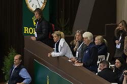 Voutaz Jerome, (SUI), Belle du Peupe, Eva III, Flore, Leny, Peti<br /> Concours Hippique International de GenËve 2014<br /> © Hippo Foto - Dirk Caremans