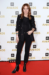Angela Scanlon arriving at the BBC Music Awards 2016, Excel Docklands, London.Picture Credit Should Read: Doug Peters/EMPICS Entertainment