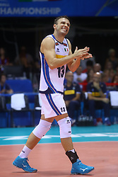 MASSIMO COLACI<br /> <br /> Italy vs Slovenia<br /> Volleyball men's world championship <br /> Florence September 18, 2018