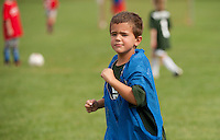 Laconia Youth Soccer program opening day ceremony at Robbie Mills Sports Complex and games at Opechee Park August 27, 2011.