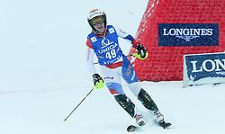 29.12.2014, Hohe Mut, Kühtai, AUT, FIS Ski Weltcup, Kühtai, Slalom, Damen, 2. Durchgang, im Bild Rahel Kopp (SUI) // Rahel Kopp of Switzerland reacts after 2nd run of Ladies Giant Slalom of the Kuehtai FIS Ski Alpine World Cup at the Hohe Mut Course in Kuehtai, Austria on 2014/12/29. EXPA Pictures © 2014, PhotoCredit: EXPA/ Erich Spiess