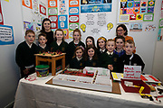 24/11/2019 repro free:   St Vincent's Coolarne at the exhibition day of the Galway Science and Technology Festival at NUI Galway where over 20,000 people attended exhibition stands  from schools to Multinational Companies . Photo:Andrew Downes, xposure