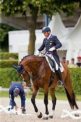 Peters Steffen, USA, Suppenkasper<br /> CHIO Aachen 2019<br /> © Hippo Foto - Sharon Vandeput<br /> 18/07/19