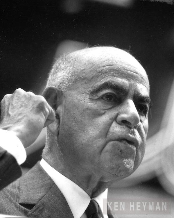 Governor Herbert Lehman of New York